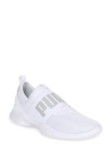 a696d55f7 Buy Puma Dare White Training Shoes for Men at Best Price @ Tata CLiQ