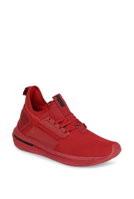 b1385d2ac2ccee Buy Puma Ignite Limitless SR Red Dahlia Training Shoes for Men at Best  Price   Tata CLiQ