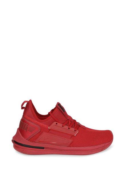 timeless design acab2 45ecc Buy Puma Ignite Limitless SR Red Dahlia Training Shoes for ...