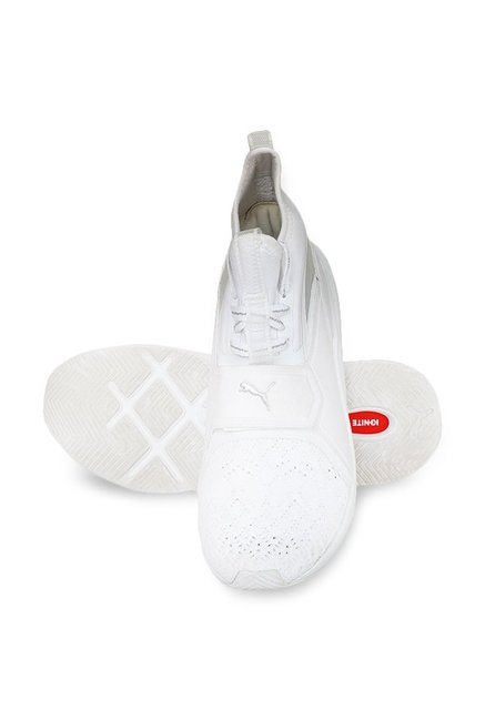 64f54f3072e Buy Puma Phenom EP White Training Shoes for Women at Best Price ...