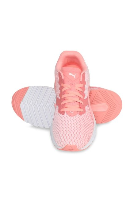 49277097917 Buy Puma Ignite Dual New Core Soft Fluo Peach Running Shoes for ...