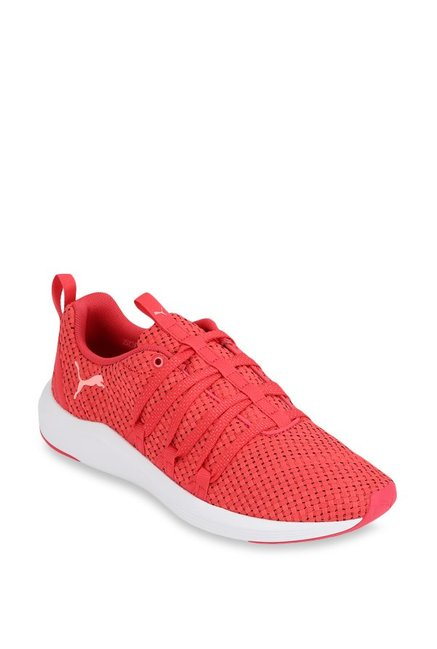 Buy Puma Prowl Alt Weave Paradise Pink Training Shoes for Women at Best  Price   Tata CLiQ 75a64cf96