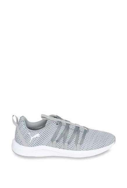 0be0ef75b9d7 Buy Puma Prowl Alt Weave Quarry Training Shoes for Women at Best ...