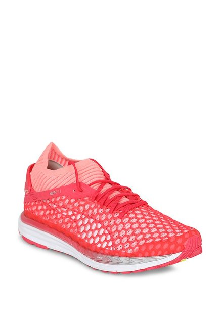 8a2653a49ea Buy Puma Speed Ignite Netfit 2 Paradise Pink Running Shoes for ...