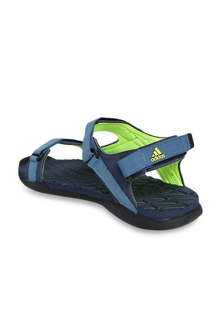 7a38bb43c Buy Adidas Ravish Navy Blue Floater Sandals for Men at Best Price ...