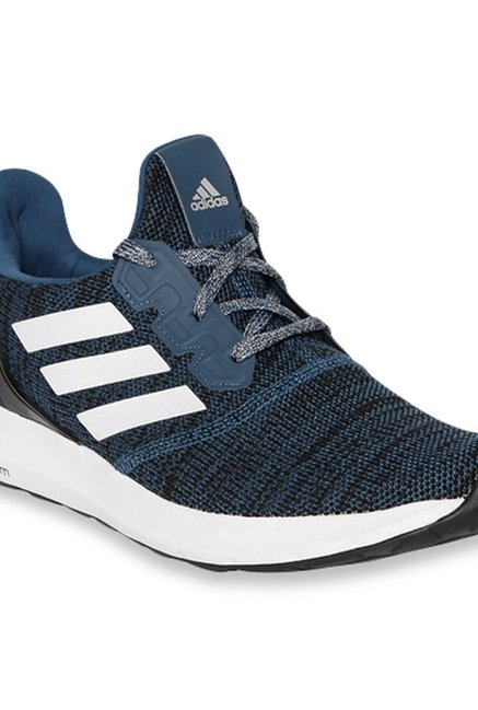official photos bf8ce eb70c Buy Adidas Zeta 1.0 Blue & Black Running Shoes for Men at ...