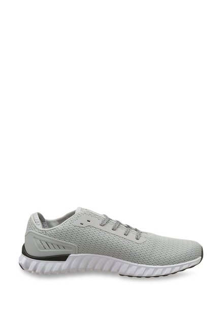 27e1821fec825d Buy Reebok Wave Ride Light Grey Running Shoes for Men at Best Price   Tata  CLiQ