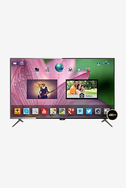 Onida LEO50UIR 127 cm (50 inches) Smart 4K Ultra HD LED TV (Black)