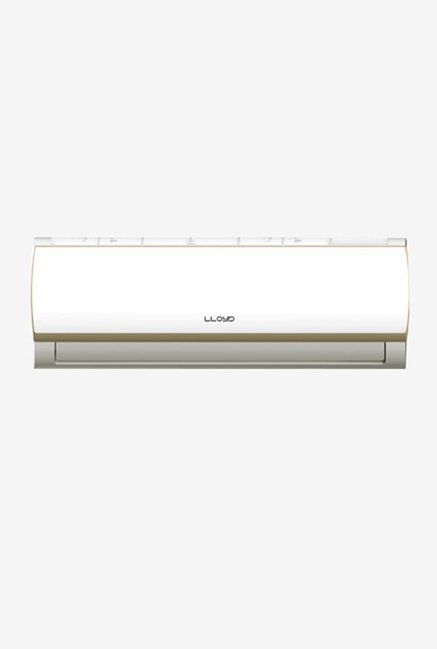 Lloyd 1.5 Ton 3 Star (BEE Rating 2017) LS19A3AF Split AC (White)