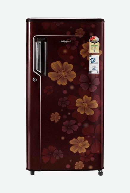 Whirlpool 185L 3 Star Direct Cool Single Door Refrigerator  Wine Orbit, 200 IMPWCOOL PRM