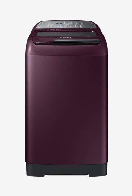 Samsung WA65M4000HP/TL 6.5 Kg Fully Automatic Top Load Washing Machine  Maroon