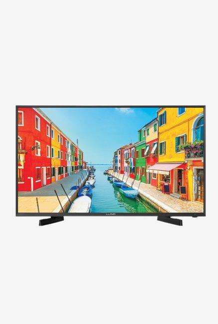 Lloyd L49FYK 124 cm (49 inches) Full HD LED TV (Black)