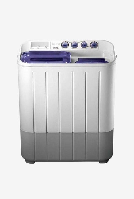Samsung WT725QPNDMPXTL 7.2 Kg Semi-Automatic Top Load Washing Machine (White/Blue)