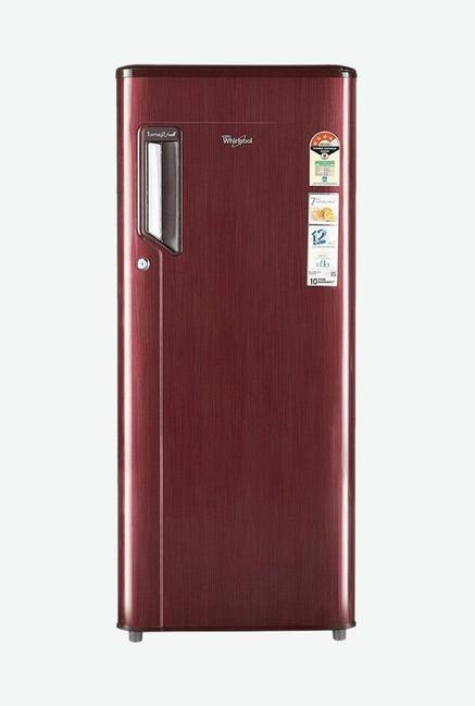 Whirlpool 215L 4 Star Refrigerator  Wine Titanium, 230 IMFRESH PRM