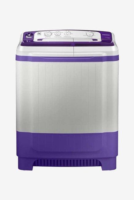 Samsung WT85M4200HB/TL 8.5 Kg Semi-Automatic Top Load Washing Machine (Light Grey/Blue)