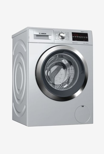 Bosch WAT28469IN 8 Kg Fully-Automatic Front Load Washing Machine (Silver)