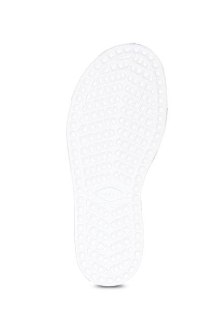 2dfe06e79a5f Buy Crocs CitiLane Roka Metallic Silver Casual Shoes for Women at ...