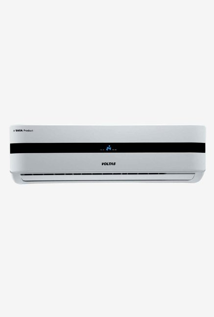 Voltas 1.4 Ton 1 Star 171 IZI (BEE rating 2018) Copper Split AC (White)