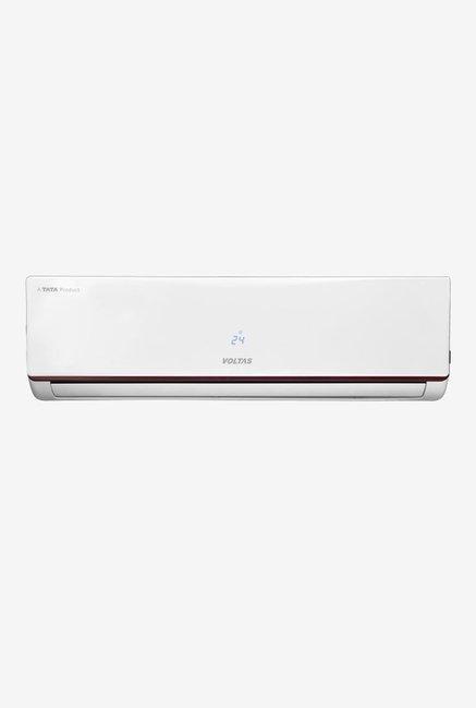 Voltas 1.2 Ton Inverter 3 Star (BEE rating 2018) 153V JZJ Copper Split AC (White)