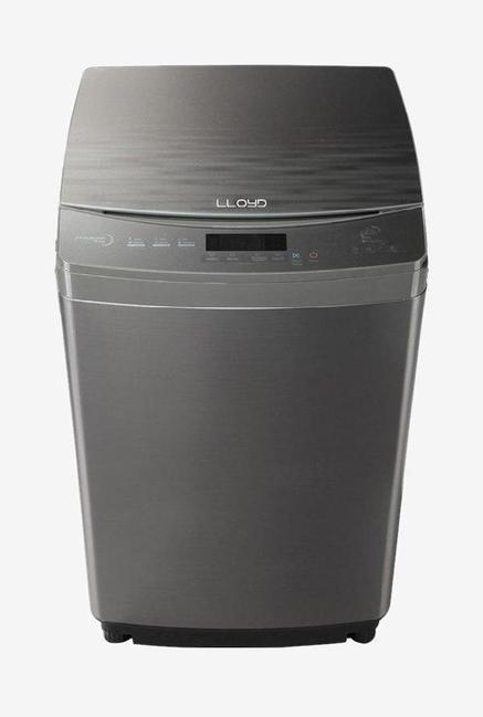 Lloyd LWMT80TS 8Kg Fully Automatic Top Load Washing Machine (Grey)
