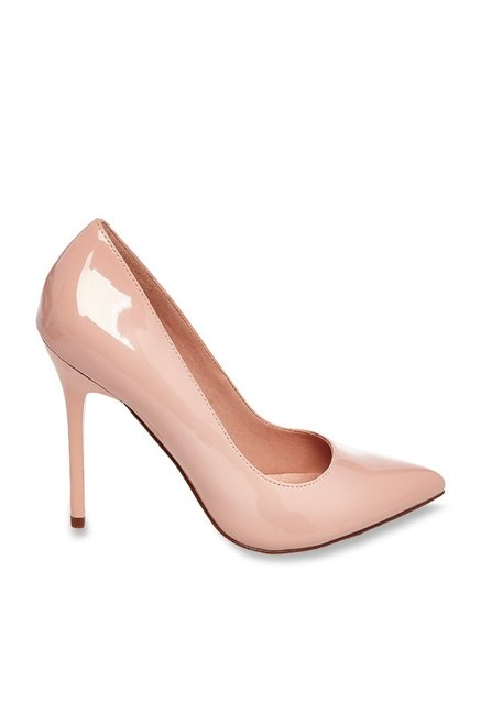 ff430c9a662 Buy Madden Girl Perla Nude Stiletto Pumps for Women at Best Price ...