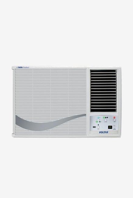 Voltas 1.5 Ton 2 Star (BEE rating 2018) 182 LZG Copper Window AC (White)