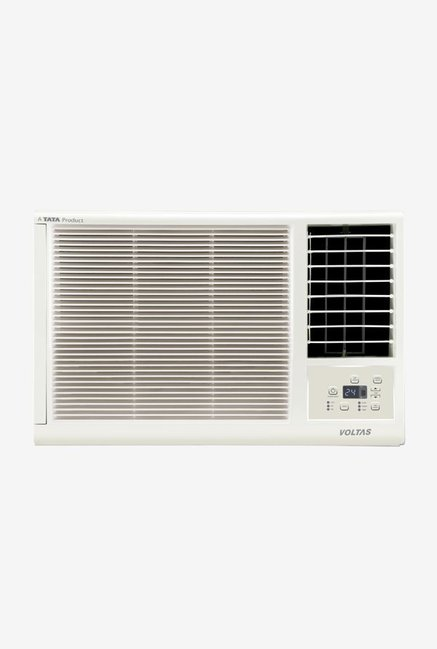 Voltas 1.0 Ton 3 Star (BEE rating 2018) 123 LZF (R410A) Copper Window AC (White)