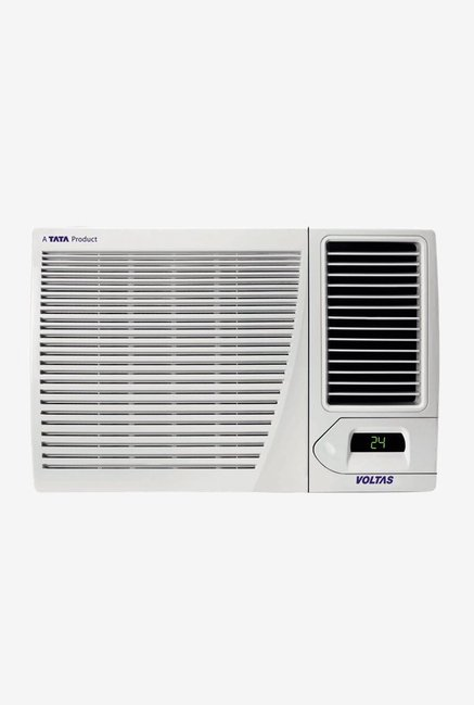 Voltas 1.5 Ton (BEE rating 2018) 18H CZP (All Weather) Copper Window AC (White)