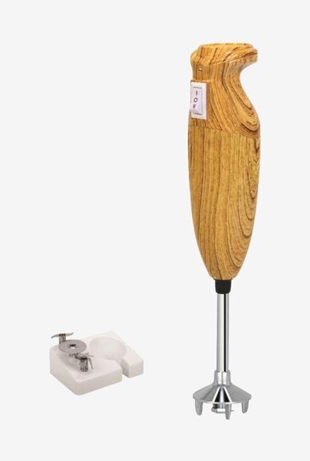 Jaipan JPWD0004 200W Hand Blender (Wooden)