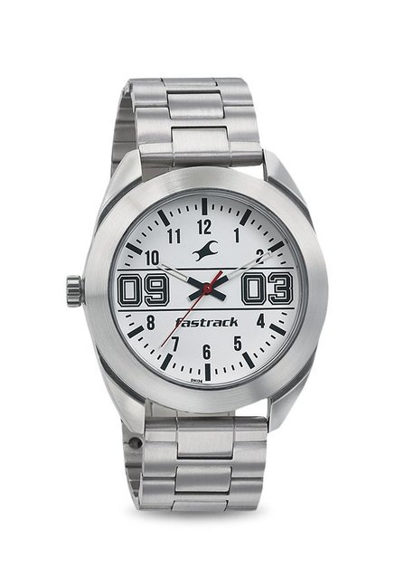 Fastrack 3175SM01 Varsity Analog Watch for Men