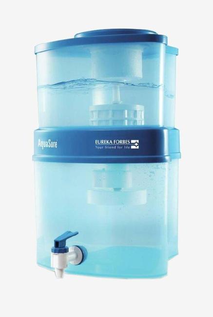 Eureka Forbes Aquasure Maxima 1500 10L Gravity Based Water Purifier  Blue