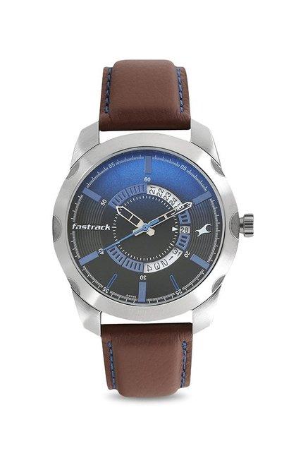 Fastrack 3123SL04 EDM Analog Watch for Men