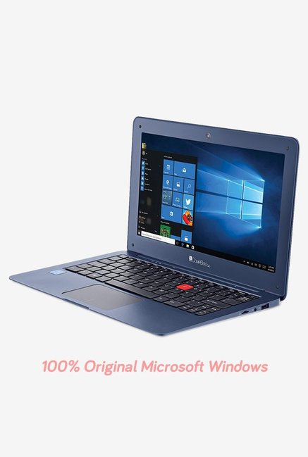 iBall CompBook Merit G9 32GB 2 GB Integrated Graphics Windows 10 Intel Celeron 2.4 Ghz 11.6 inch Laptop, Brown