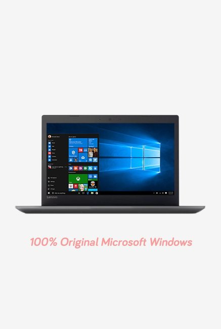 Lenovo Ideapad 320 (80XR016WIH) (Pentium/4GB/1TB/39.62cm(15.6)/Win10) Onyx Black