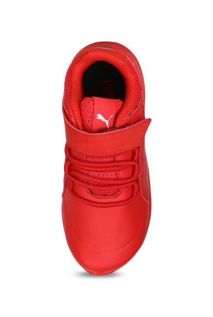 c73f3c365d3c Buy Puma Ferrari SF Evo Cat V PS Rosso Corsa Sneakers for Boys at ...