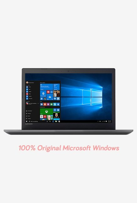 Lenovo IdeaPad 320 80XH01HSIN (i3 6th Gen/4GB/1TB/15.6 inch/Windows 10/2.2 kg) Onyx Black