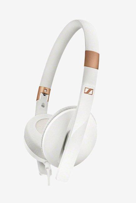 Sennheiser HD 2.30i Over The Ear Headphone with Mic  White  Sennheiser Electronics TATA CLIQ