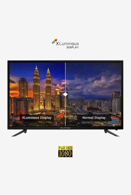 852d2c277b50 Buy CloudWalker 39AF 100 cm (39 Inches) Full HD LED TV (Black) Online At  Best Price   Tata CLiQ