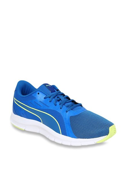 0af1e4cd0116 Buy Puma Felix Runner IDP Electric Blue Running Shoes for Men at Best Price    Tata CLiQ
