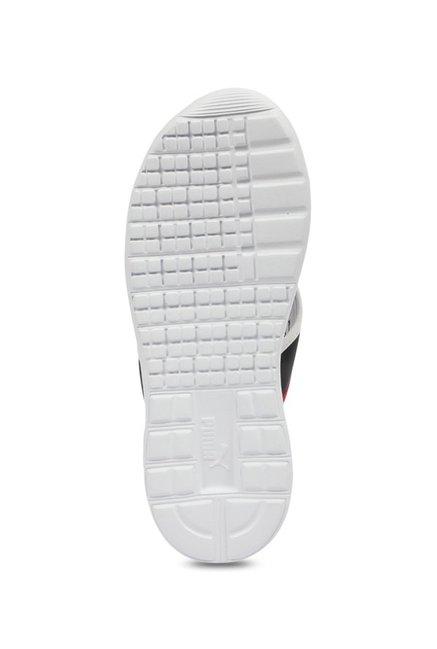 ecc52950498e Buy Puma Lycus Peacoat   High Risk Red Flip Flops for Men at Best ...