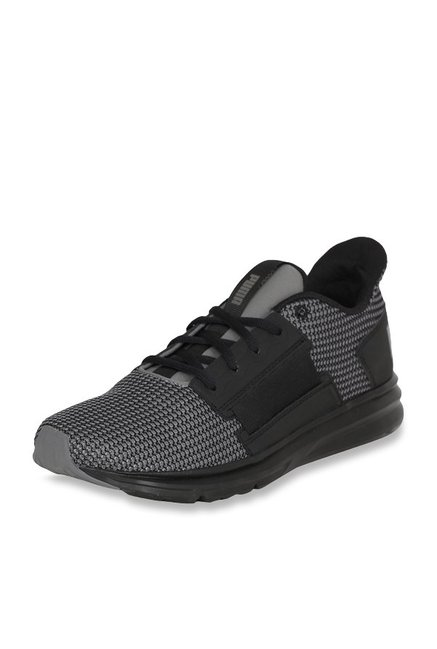 Buy Puma Enzo Street Knit IDP Quiet Shade Training Shoes for Men at Best  Price   Tata CLiQ 436e7767b