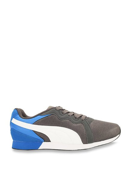 00f245d8624 Buy Puma Pacer IDP Dark Shadow & Team Royal Sneakers for Men ...