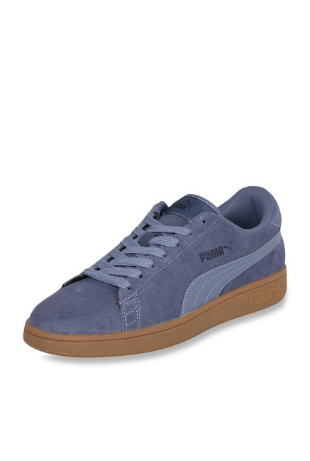 e8c2848e8ad1 Buy Puma Smash V2 Blue Indigo Sneakers for Men at Best Price ...