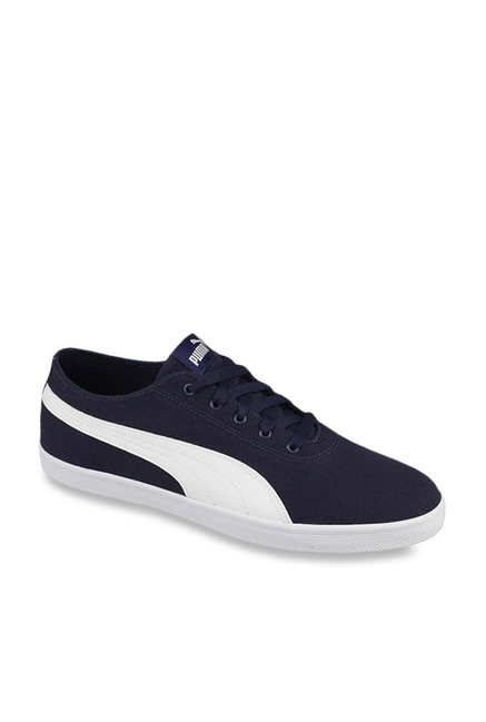 6a1afede867ed6 Buy Puma Urban Peacoat   White Sneakers for Men at Best Price ...