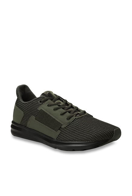 7acb290d627 Buy Puma Enzo Street Knit IDP Forest Night Training Shoes for Men at Best  Price   Tata CLiQ