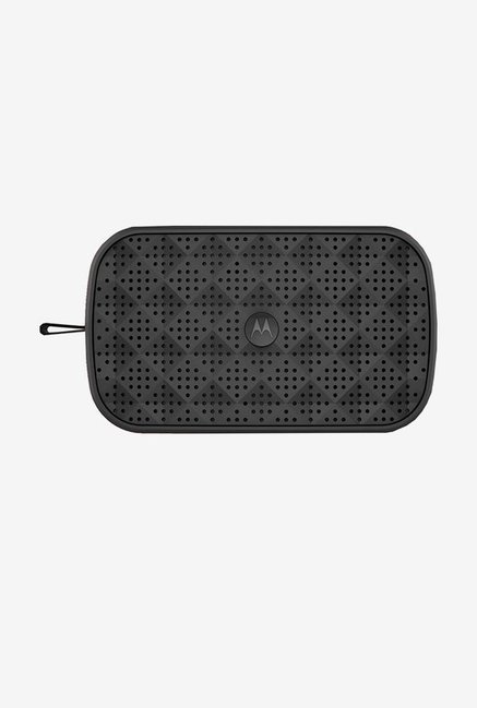 Motorola Sonic Play+ 150 Bluetooth Speaker (Black)