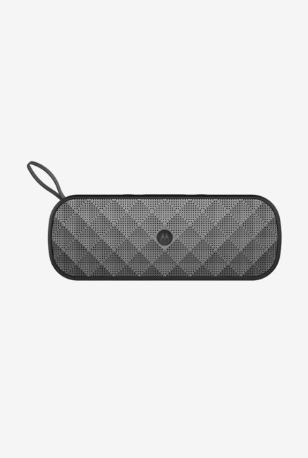 Motorola Sonic Play+ 200 Bluetooth Speaker (Black)