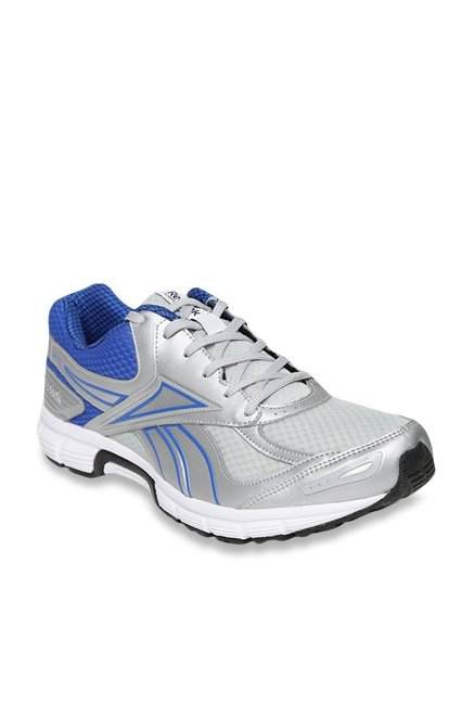 32c9a8a8d2 Buy Reebok Apex Grey & Blue Running Shoes for Men at Best Price ...