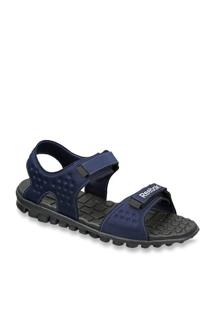 0bd238a45e3 Buy Reebok Ultra Flex 1.5 Navy Floater Sandals for Men at Best Price   Tata  CLiQ