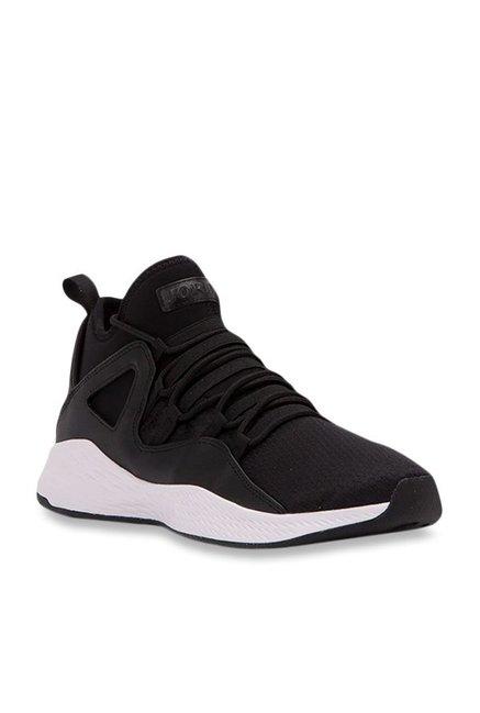348a39a4f Buy Nike Jordan Formula 23 Black Basketball Shoes for Men at Best Price    Tata CLiQ